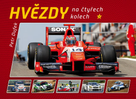 Hvězdy motorsportu se ukáží vPaláci knih