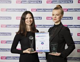 Škoda vítězem studie TOP zaměstnavatelé