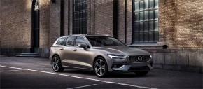 Volvo odhalilo kombík V60 ve Stockholmu