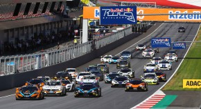 The Most Show ADAC GT Masters v dubnu