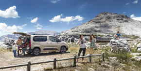 Citroën odhalil novou verzi Berlinga