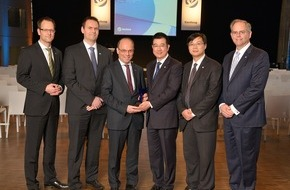Yanfeng Interiors honors its suppliers in Europe
