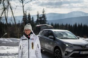 Paralympička Anna Pešková tváří Toyoty