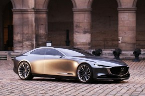 Mazda VISION COUPE konceptem roku