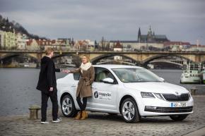 HoppyGo fúzuje s carsharingovou SmileCar