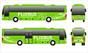 FlixBus testuje elektrobus na dálkových spojích