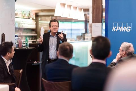 Ivan Hodač na setkání manažerů 2018