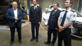 Nošovický Hyundai předal Tucson hasičům