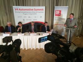 AutoSAP má elektromobilní konferenci v Telči