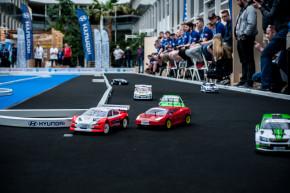 ČVUT hostila závod RC vodíkových modelů