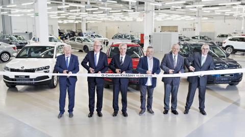 ŠKODA-AUTO-competence-centre-Kvasiny-plant
