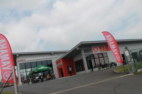 Motoshop Yamaha Písek