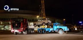 Holding CSG vydražil trabant Leoše Mareše