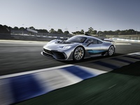 LEGENDY: Mercedes ukáže AMG Project ONE