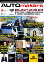 Dealerský speciál Automakers 2018