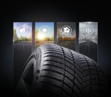 Bridgestone má celoroční cestovní pneumatiku