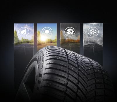 Bridgestone Weather Control