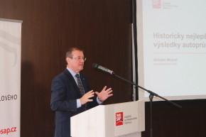 AutoSAP představuje čtvrtinu české průmyslové výroby