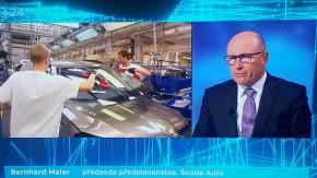 Maier: Škoda hledá místo pro nový závod