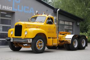 Český Mack Truck v kalendáři Spies Heckeru