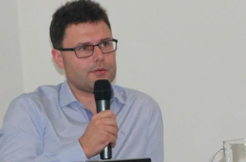Petr Neuvirth, ředitel týmu Strategie & Design z ČSOB Leasing.