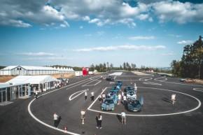 Polygon Brno hostil BMW iLECTRIC DAY