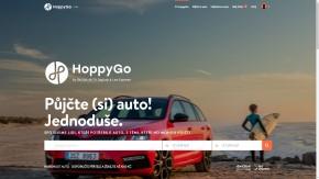 Carsharing SmileCar se sloučil s HoppyGo