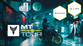 Yamaha zve motorkáře na víkend do Brna