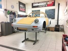 Interaction ukáže renovaci Porsche 911