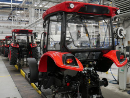 ZETOR vyrábí traktory vnovém designu
