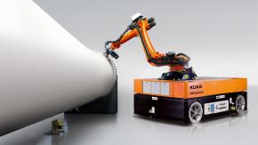 KUKA sází na mobilní roboty