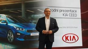 Barna chce letos prodat 10 tisíc vozů Kia