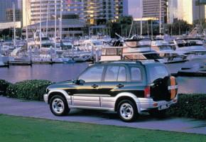 První Suzuki Vitara vyrobena před 30 lety