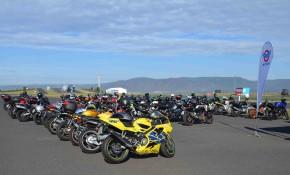 Mostecký autodrom hostil kurz pro motorkáře
