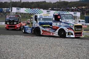 Most viděl European Truck Championship