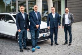 VW prodloužil sponzoring seriálu RunCzech