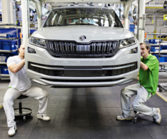 Skoda narrows choice for new European car plant
