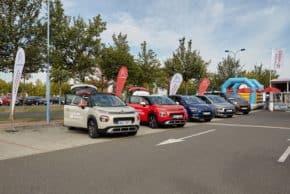 Roadshow Citroënu zvládlo 3000 testovacích jízd