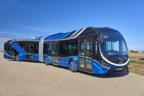 "Trolejbus CREALIS je ""Sustainable Bus of the Year"""