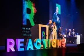Konference Reactions o autoprůmyslu v Karlíně