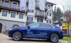 Audi posiluje pozice ve Špindlerově Mlýně