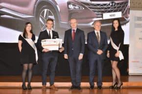 "Hyundai NEXO je ""Český energetický a ekologický projekt roku"""
