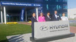 Hyundai slaví 10 let výroby v Nošovicích