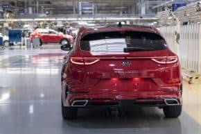 Kia Motors Europe: desátý růstový rok v řadě