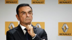 Ghosn sues Nissan-Mitsubishi for $17M