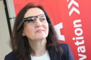 Toshiba ukázala chytré brýle dynaEdge