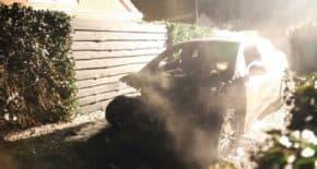 ExpressAuto: Jaguar šetří požár elektromobilu v Holandsku