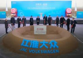 Volkswagen založil vývojové centrum v Číně