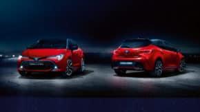 Novináři testovali Toyotu Corollu v Madridu