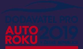 Vyhlášeni dodavatelé pro Auto roku 2019 v ČR